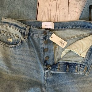 Current/Elliott Jeans - Current Elliott Stovepipe Hartley Straight Jeans